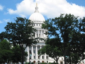 Madison WI Capitol building